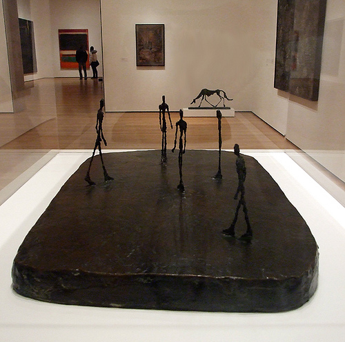 """jean paul sartre essay on giacometti The latter is the result of his friendship with the philosopher jean-paul sartre and  giacometti""""s sculptures relationship with sartre""""s existentialist."""