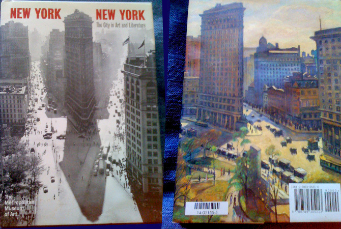 New York New York: The City in Art and Literature